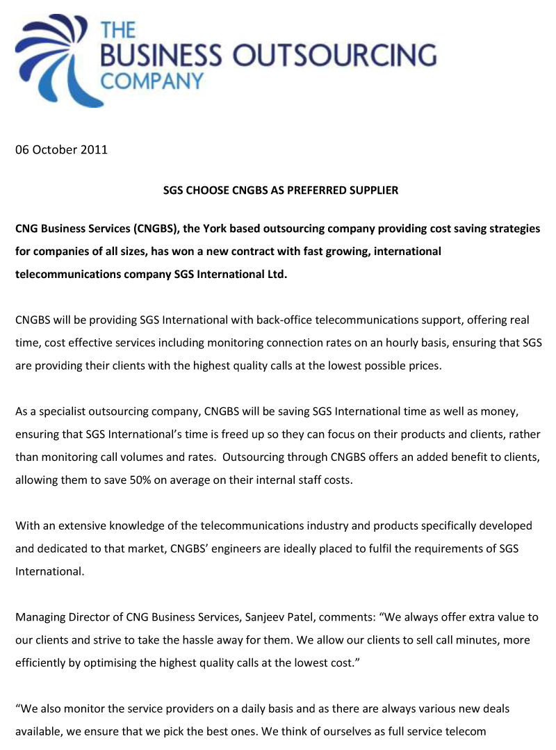 sgs-international-ltd-appoints-cng-business-services-for-outsourcing-services